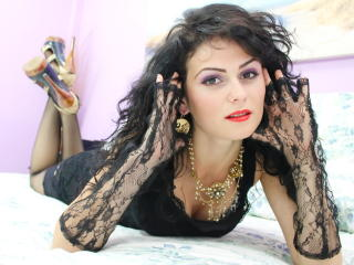 Picture of the sexy profile of ArtMinnie, for a very hot webcam live show !