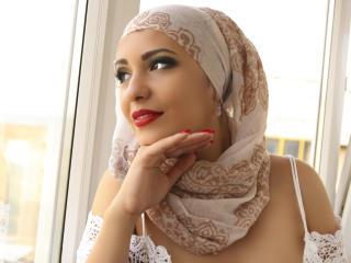 ArabicAyana live sex show