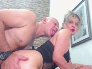 CoupleMature: Live Cam Show