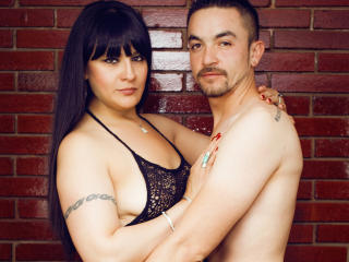 Webcam model BigAngelCouple from XLoveCam
