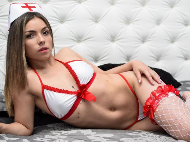 Une nurse hot